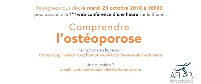 ère Web conférence AFLAR