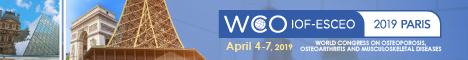 WCO-IOF-ESCEO Paris 2019