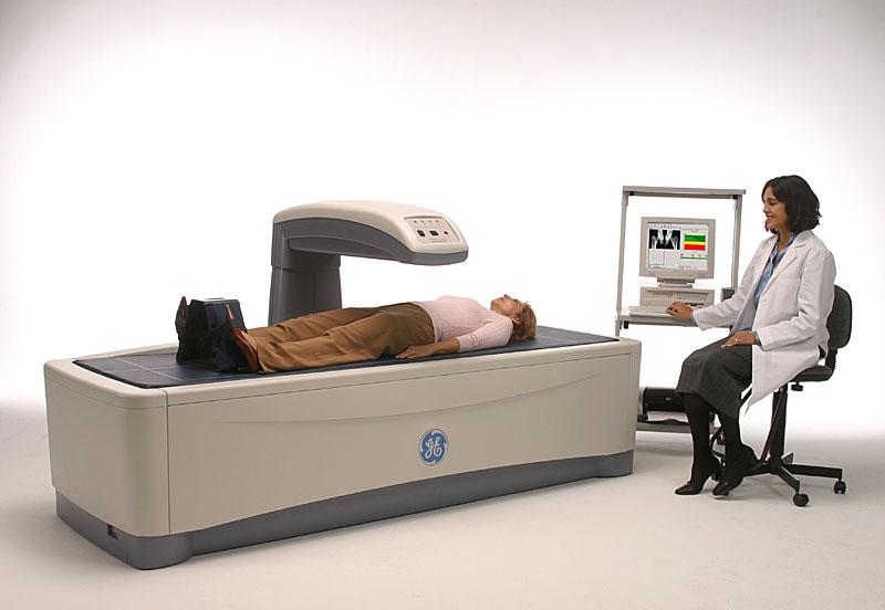 Densitométres biphotoniques à rayon X (DXA)