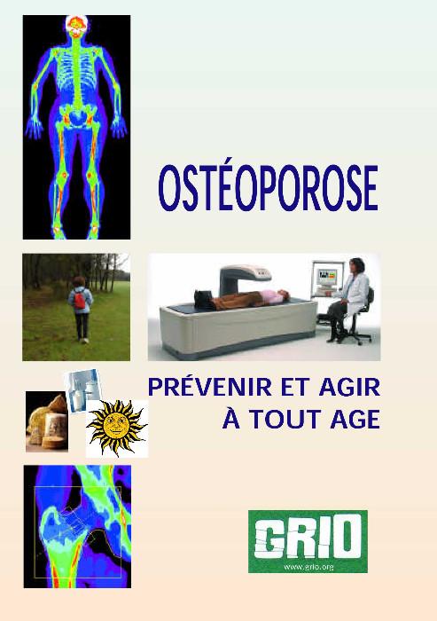 Ostéoporose, prévenir et agir à tout âge