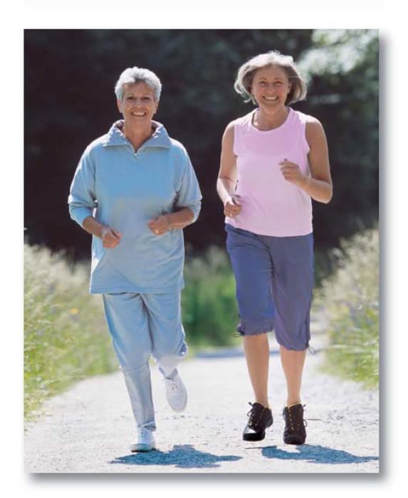 Restez actifs pour protéger vos os